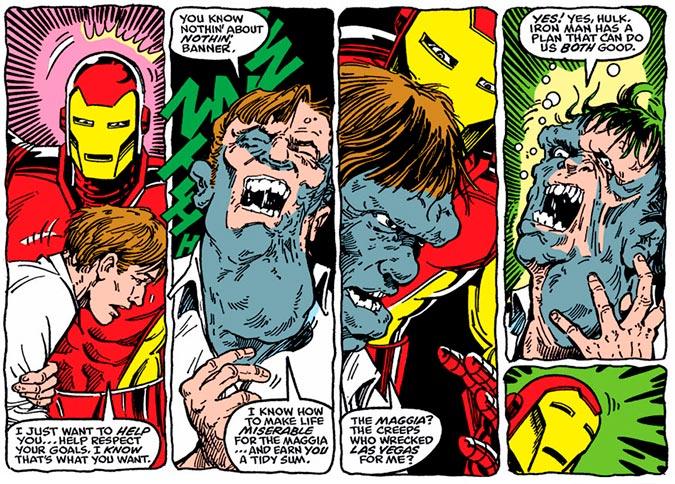 Image from Incredible Hulk #361
