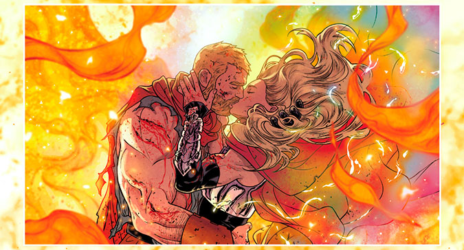 Image from The Mighty Thor #705